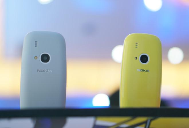 Loạt điện thoại Nokia mới ra mắt tại VN, giá tối đa 5,6 triệu