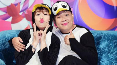 Vợ chồng diễn viên hài Hoàng Mèo từng lục đục vì tin nhắn của fan