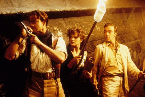 """""""The Mummy"""" phiên bản 1999 có trong vũ trụ đen tối của Universal"""