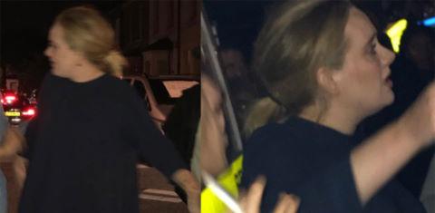 Adele âm thầm đến an ủi nạn nhân trong vụ cháy ở London