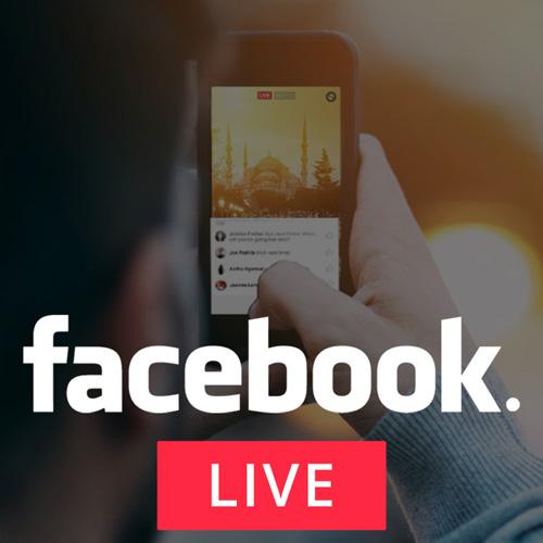 Facebook Live trở nên dễ sử dụng hơn với tính năng chạy phụ đề