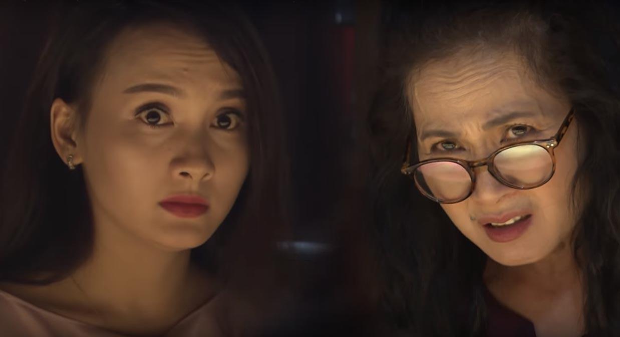 """Khi trùm Phan Quân xử 2 nhân vật của """"Sống chung với mẹ chồng"""""""