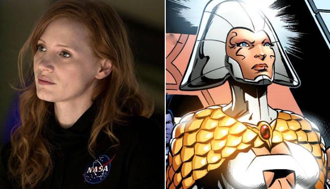 """Jessica Chastain sẽ đóng phản diện trong """"X Men: Dark Phoenix""""?"""
