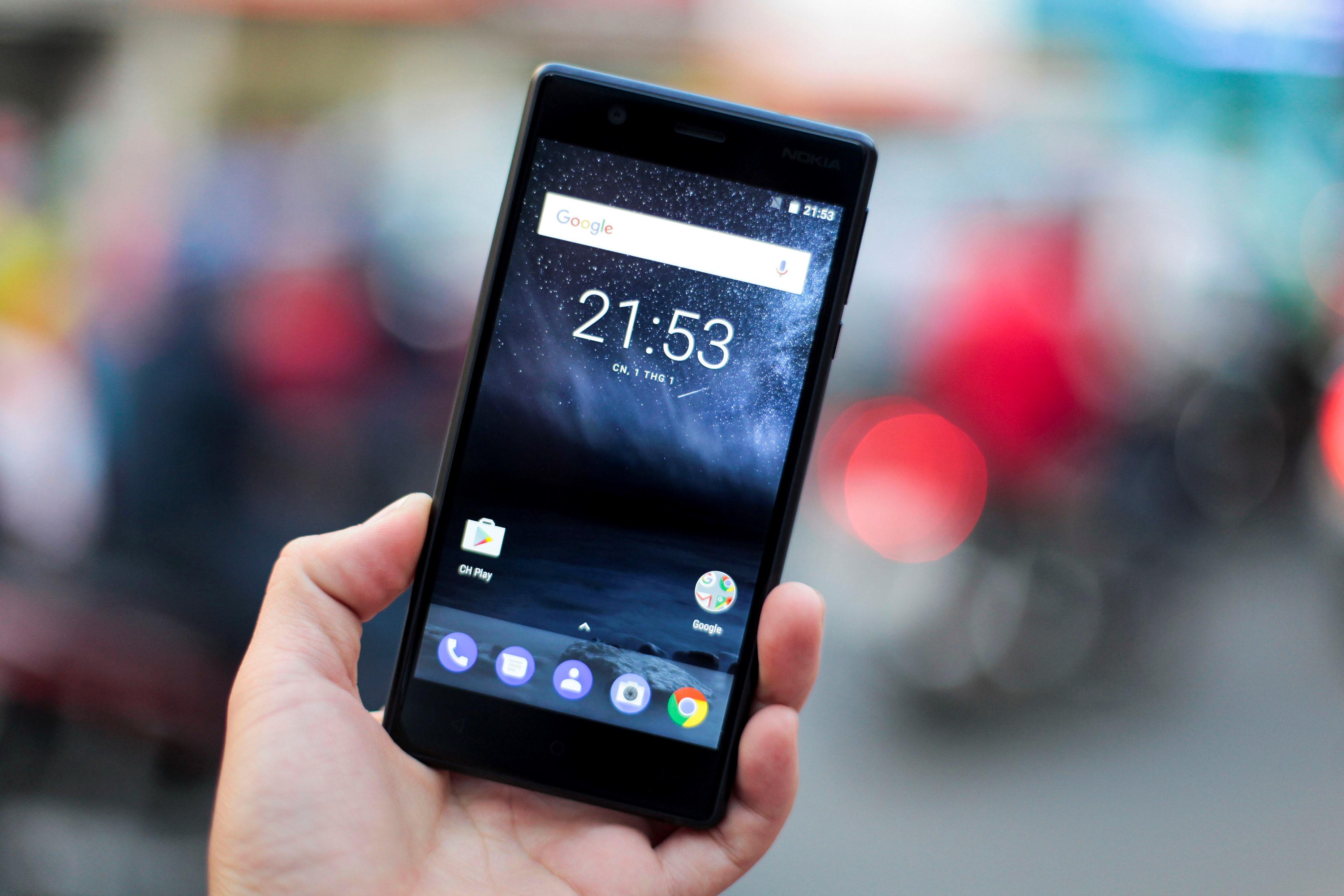 Mở hộp Nokia 3 giá 2,9 triệu vừa lên kệ ở Việt Nam