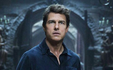 """Tom Cruise bị đổ lỗi cho thất bại của """"The Mummy"""""""