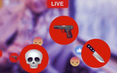 Bạo lực Facebook Live kinh khủng hơn những gì trên báo chí phản ánh