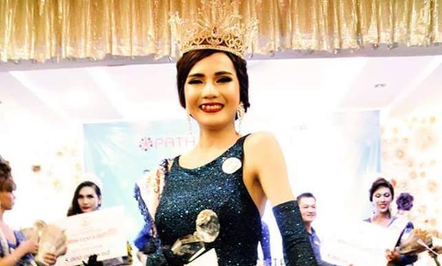 Người đẹp Lan Hân đăng quang cuộc thi MISS VENUS 2017
