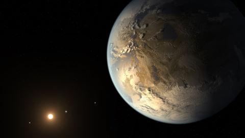 Phát hiện thêm 10 hành tinh có thể mang sự sống