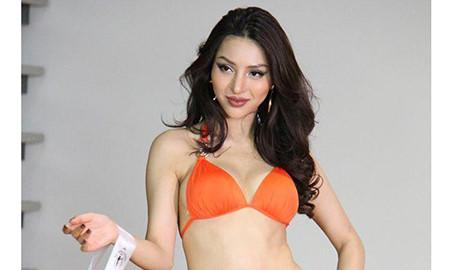 Người mẫu Việt được bình chọn là người đẹp châu Á sexy nhất