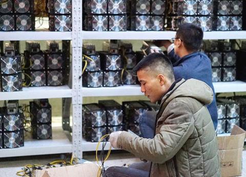 Bên trong những mỏ Bitcoin bí mật ở Trung Quốc