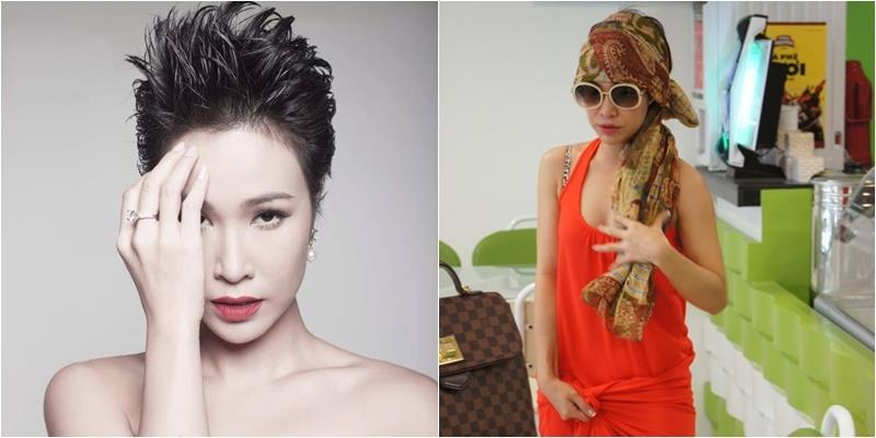 Uyên Linh tức giận vì bị mất hành lý hơn 100 triệu đồng ở sân bay