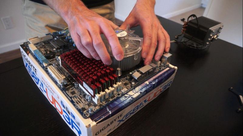 Những mẹo nhỏ hữu ích khi lần đầu lắp máy tính