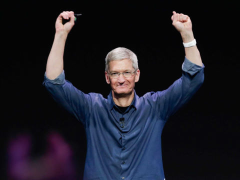 Apple lớn đến mức nào?