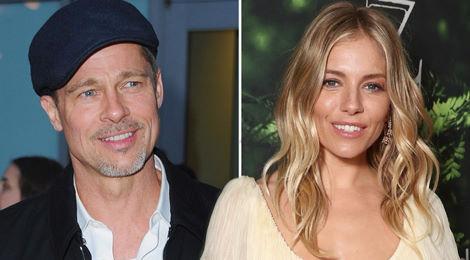 Brad Pitt bị đồn thân mật với bóng hồng mới