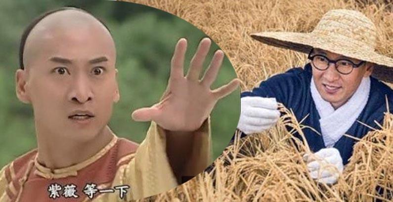 """Tài tử """"Hoàn Châu cách cách"""" hết thời, bỏ về quê trồng lúa"""