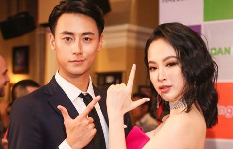 Angela Phương Trinh tình tứ bên dàn trai đẹp tại họp báo phim 'Glee'