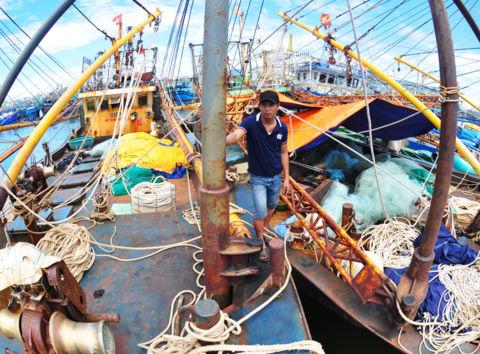 Kiến nghị khởi tố doanh nghiệp đóng tàu han gỉ tại Bình Định