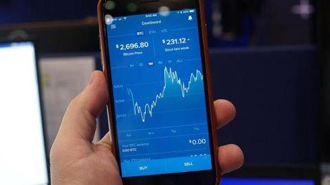 Hướng dẫn giao dịch Bitcoin trên điện thoại