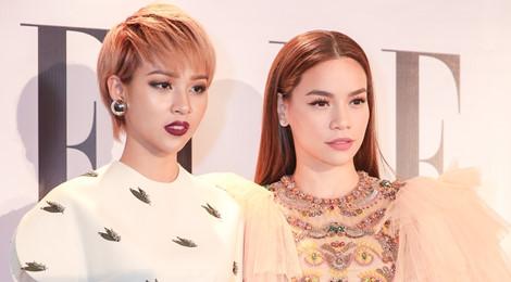 Dàn sao Việt lộng lẫy dự sự kiện thời trang