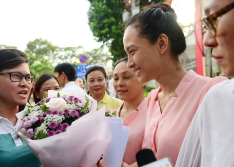 Hoa hậu Trương Hồ Phương Nga được tại ngoại, điều tra bổ sung vụ án