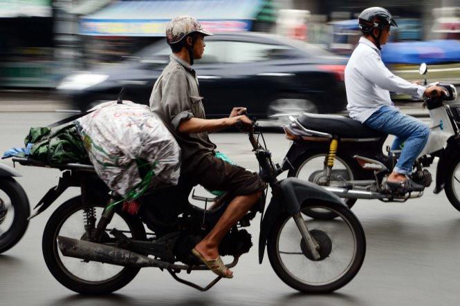 Hà Nội không trình phương án thu hồi xe máy cũ nát