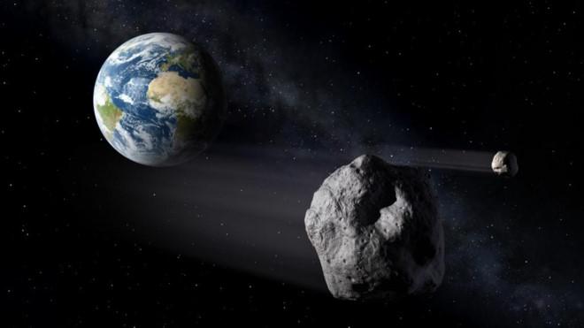 NASA lên kế hoạch đánh chặn thiên thạch sắp tiến gần Trái Đất