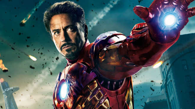 Robert Downey Jr. muốn từ bỏ vai diễn Iron Man