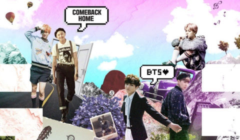 BTS phát hành lại ca khúc của đàn anh cách đây hai thập kỷ