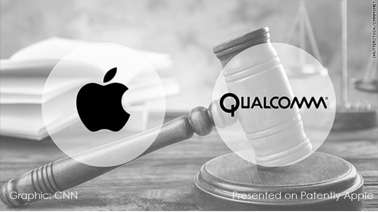 Mâu thuẫn lên cao, Qualcomm muốn cấm bán iPhone tại Mỹ