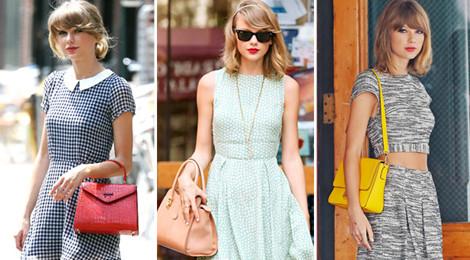 Bộ sưu tập túi xách đắt đỏ của Taylor Swift