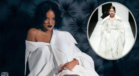 Rihanna xuất hiện với thiết kế của Công Trí