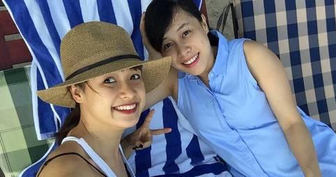 """Em gái Lê Bê La: """"Buồn vì không nổi tiếng như chị"""""""