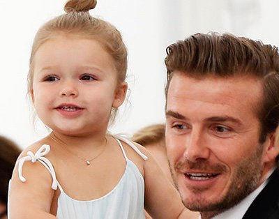 5 điều khiến bạn ghen tỵ với tiểu công chúa nhà Beckham