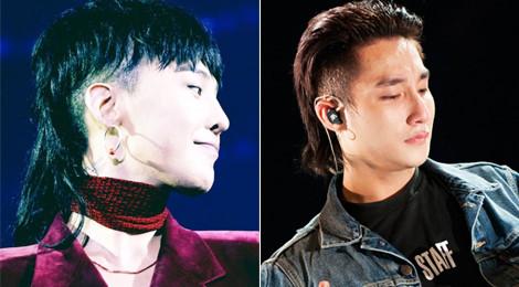 G-Dragon, Sơn Tùng M-TP và loạt sao Kpop nghiện tóc mullet