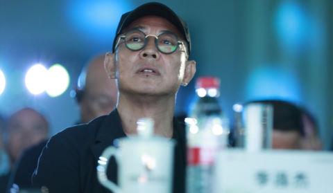 Lý Liên Kiệt lặng lẽ dự sự kiện của Jack Ma