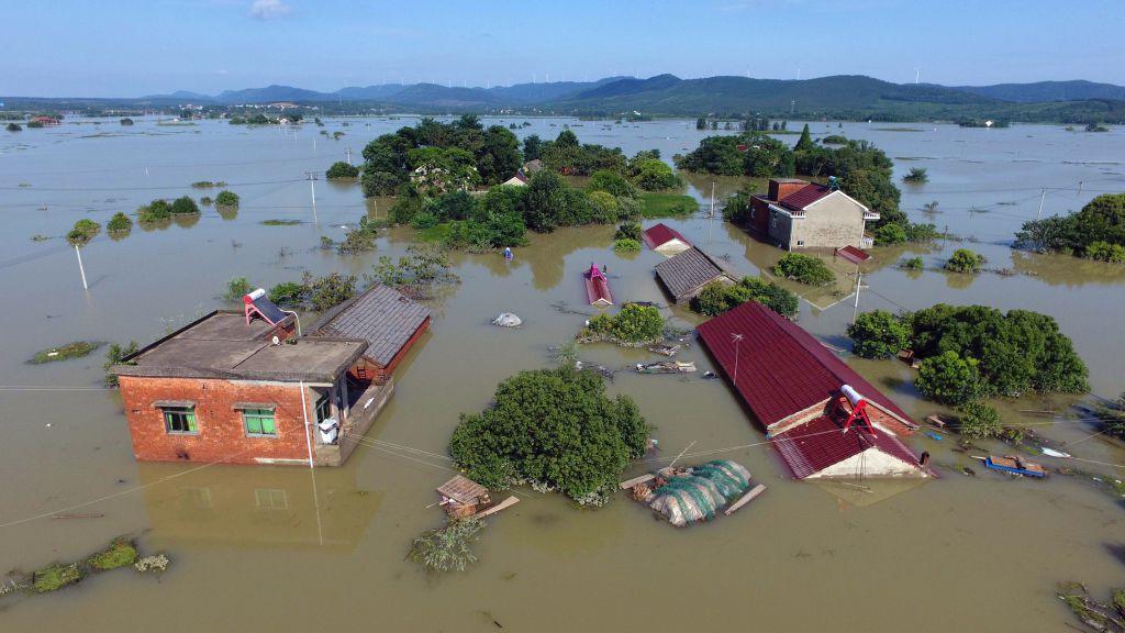 Biến đổi khí hậu sẽ làm 26% ĐBSCL chìm dưới nước biển