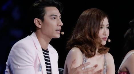 Cô bé khiếm thị của Vietnam Idol Kids khiến Bích Phương bật khóc