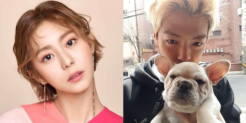 Dispatch công bố ảnh hẹn hò của UEE (After school) và Kang Nam