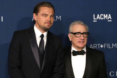 """Leonardo DiCaprio tái ngộ đạo diễn """"Sói già phố Wall"""""""