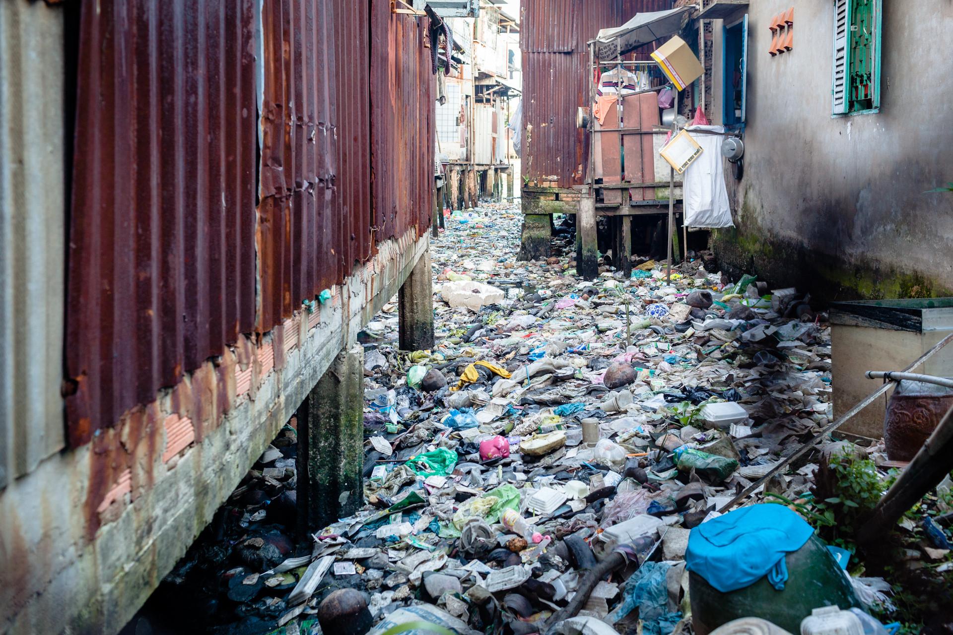 """Những người cuối cùng ở """"khu ổ chuột"""" sắp bị giải toả giữa Sài Gòn"""