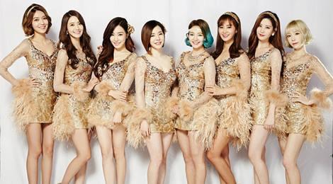SNSD dẫn đầu 10 nhóm nhạc nữ quyền lực nhất Hàn Quốc thập kỷ qua