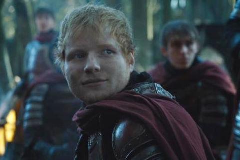 """Ed Sheeran khoe giọng hát cứu cả tập đầu """"Game of Thrones"""" mùa 7"""