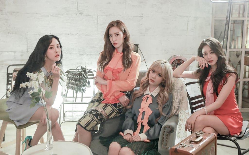T-ara lần cuối hát nhạc phim cùng nhau