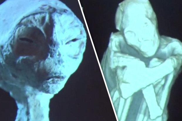 Tìm thấy xác 5 người ngoài hành tinh gần kỳ quan bí ẩn ở Peru?