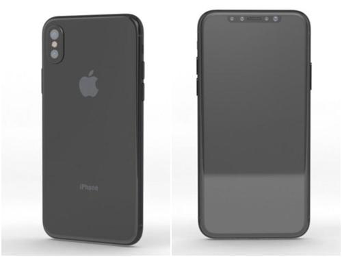 Forbes: Đây là thiết kế của iPhone 8