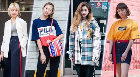 Giới trẻ Hàn Quốc đang lăng xê xu hướng thời trang nào?