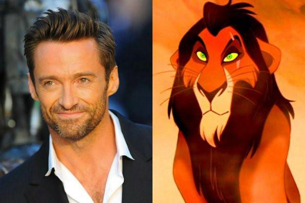 """Hugh Jackman phủ nhận tin tham gia """"Vua sư tử"""""""