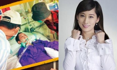 MC Trung Quốc trải qua 16 ngày hôn mê, hai lần mổ não đã trở lại
