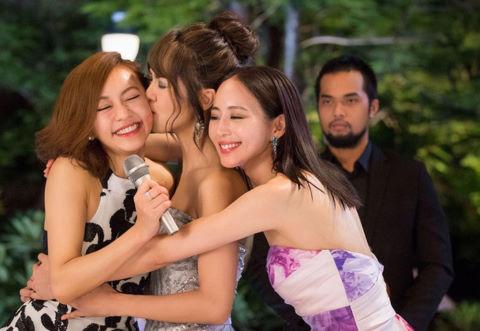 Phim quay tại Việt Nam của Trần Y Hàm, Trương Quân Ninh tung trailer