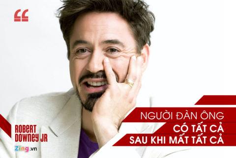 Robert Downey Jr. và Iron Man: Bữa tiệc vui sắp đến hồi kết